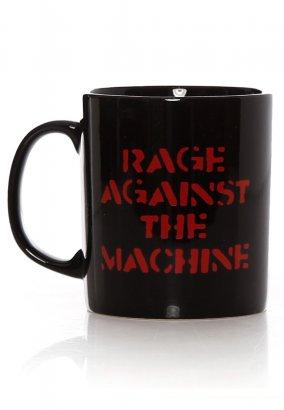 Rage Against The Machine - Fist Logo - Tasse