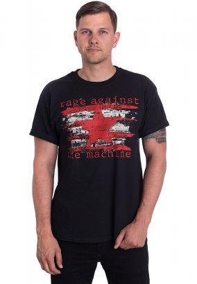 Rage Against The Machine - Newspaper Star - T-Shirt