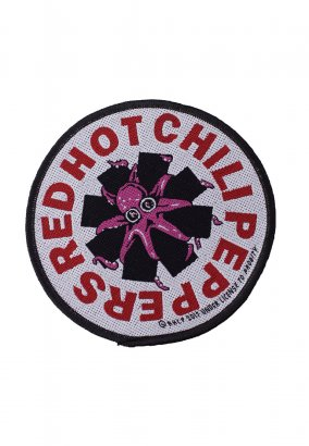 Red Hot Chili Peppers - Octopus - Patch