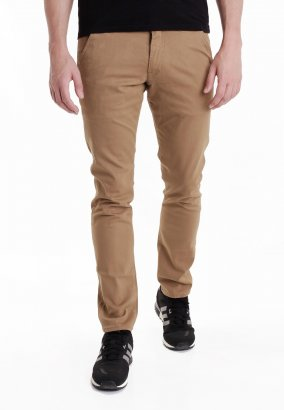 REELL - Flex Tapered Chino Dark Sand - Hose