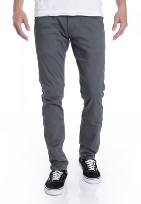 REELL - Flex Tapered Chino Graphite Grey - Hose