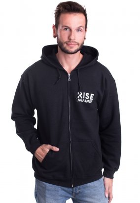 Rise Against - Wolves Pocket - Zipper