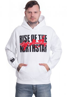 Rise Of The Northstar - Rise White - Hoodie