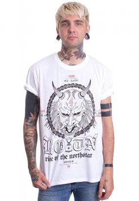 Rise Of The Northstar - Yokai White - T-Shirt