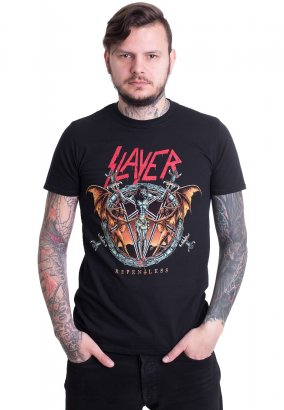 Slayer - Demon Christ Repentless - T-shirt