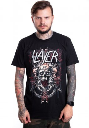 Slayer - Demonic Admat - T-Shirt