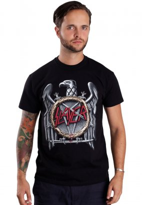 Slayer - Silver Eagle - T-shirt