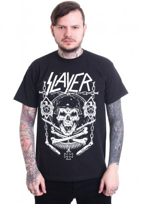 13ee2ae7b Slayer - Official Merchandise Shop - Impericon.com UK
