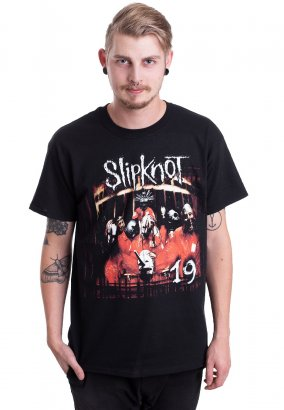 Slipknot - Debut Cover 19 Years - T-shirt