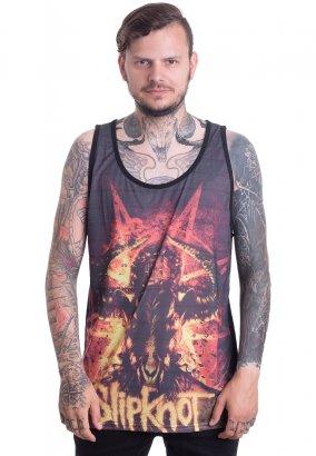Slipknot - Goat From Hell Allover - Tank