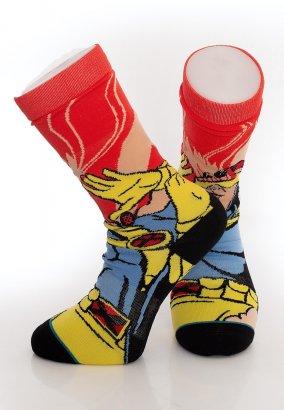 Stance - X-Men Cyclops Magenta - Socken