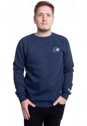 Starter - Small Logo Blue Night - Sweater