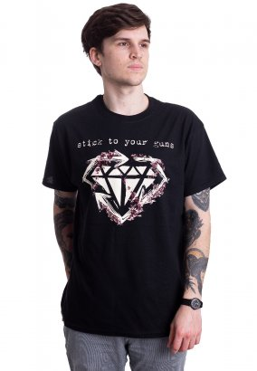 Stick To Your Guns - Diamond Enemy - T-Shirt