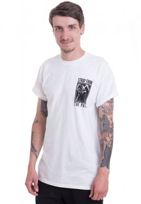 Stray From The Path - Reaper White - T-Shirt
