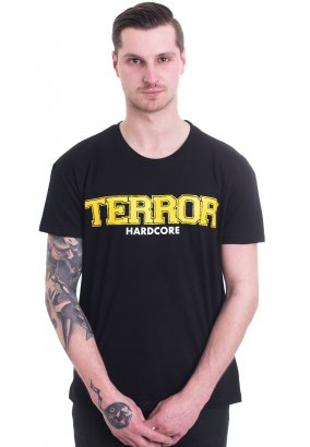 Terror - Always Against - T-Shirt