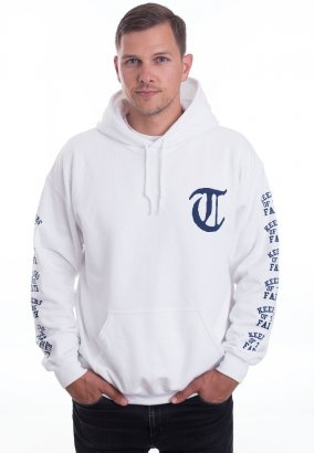 Terror - Keepers Of The Faith White - Hoodie