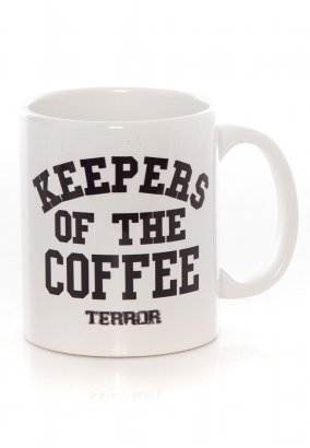 Terror - New Keepers Of The Coffee White - Hrnek