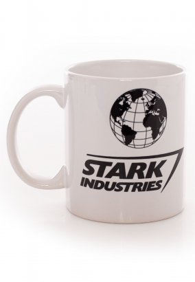 Iron Man - Stark Industries Logo - Mug
