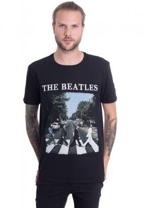 The Beatles - Abbey Road & Logo - T-Shirt