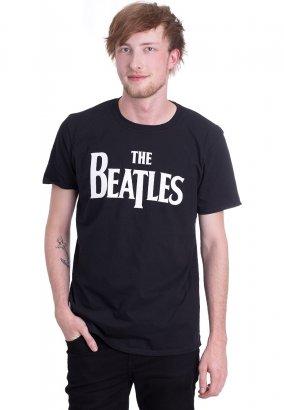 The Beatles - Drop T Logo - T-Shirt