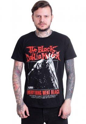 The Black Dahlia Murder - Everything Went Black - T-Shirt