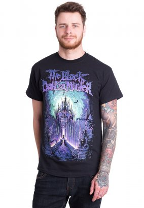 The Black Dahlia Murder - Nocturnal 10 Years - T-Shirt