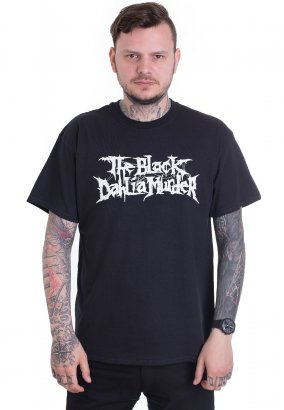 The Black Dahlia Murder - Web Logo 2018 - T-Shirt