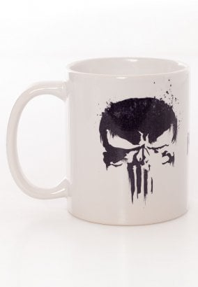 The Punisher - Skull - Tasse