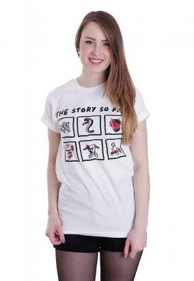 The Story So Far - Blocks White - T-Shirt