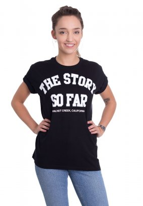 The Story So Far - New Varsity Logo - T-Shirt