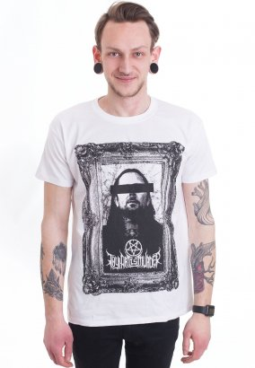 Thy Art Is Murder - CJ Portrait White - T-Shirt
