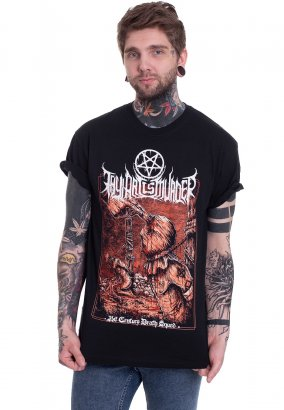 Thy Art Is Murder - Death Squad - T-Shirt