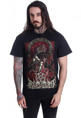 Thy Art Is Murder - Evil Pope - Camiseta