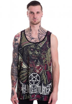 Thy Art Is Murder - Evil Pope Allover - Tank