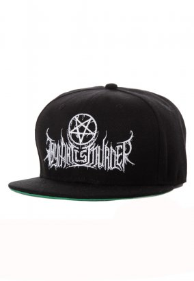 Thy Art Is Murder - Logo Snapback - Cap