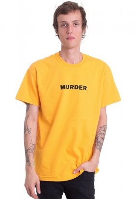 Thy Art Is Murder - Murder Gold - T-Shirt