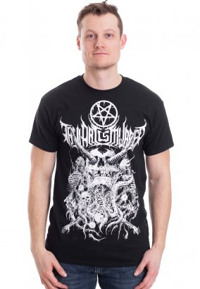 Thy Art Is Murder - Riddick Skull - T-Shirt