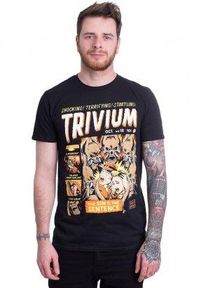 Trivium - Haunting You - T-Shirt