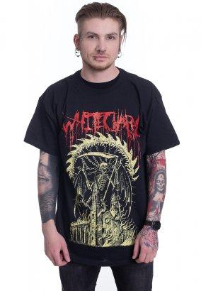 Whitechapel - Church Burner - T-Shirt