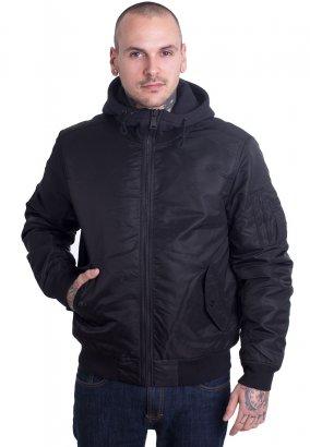 Vintage Industries - Westend Black/Black - Jacket
