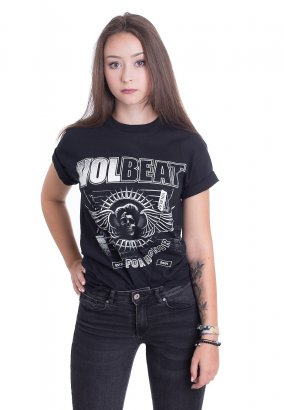Volbeat - Fight For Honour - T-Shirt