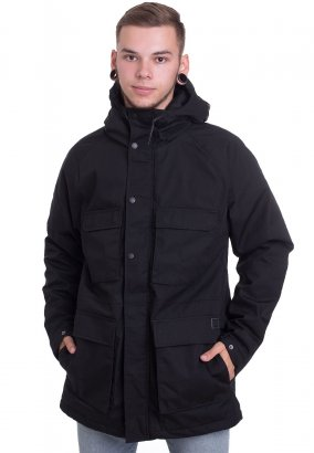 Volcom - Renton Parka Black - Jacket