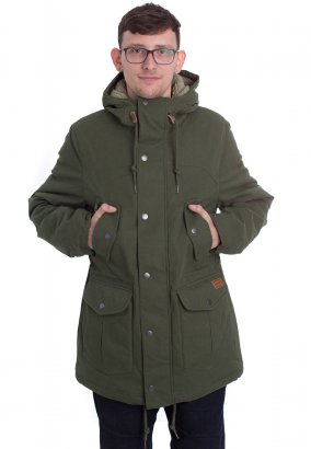 Volcom - Starget Parka Military - Jas