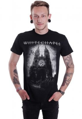 Whitechapel - Church Of The Blade - T-paita