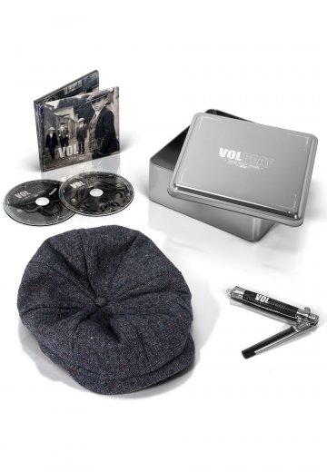 Volbeat - Rewind, Replay, Rebound (Ltd  Fanbox) - CD Box