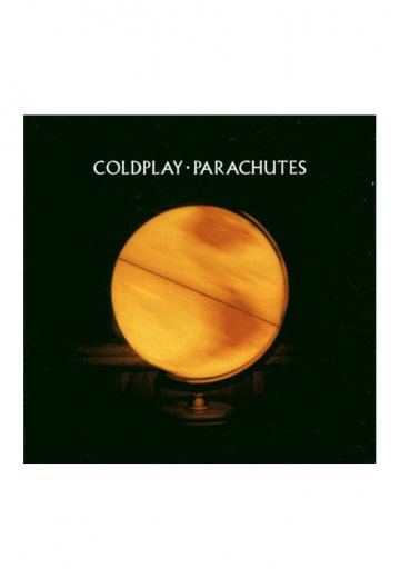 cd parachutes do coldplay
