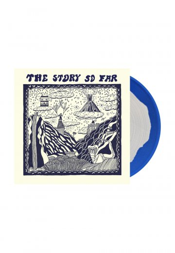 The Story So Far - The Story So Far Blue/White - Colored LP