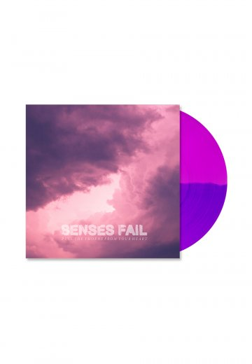 Senses Fail - Pull The Thorns From Your Heart Purple/Pink - Colored LP