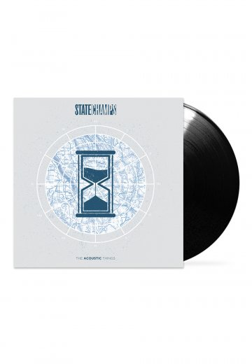 324fbc32656b State Champs - The Acoustic Things EP - LP - Official Pop Punk Merchandise  Shop - Impericon.com AU