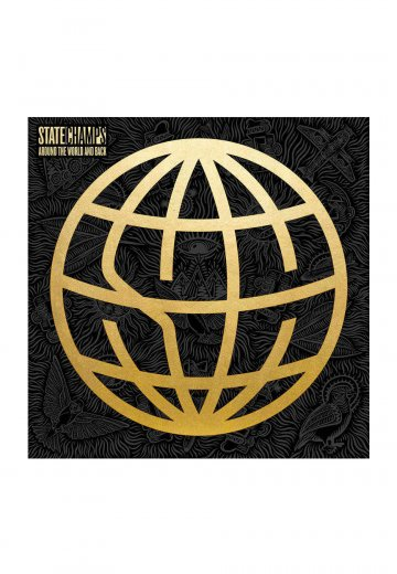 State Champs - Around The World And Back - CD